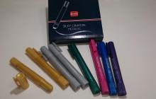 Silky Crayon Metallic