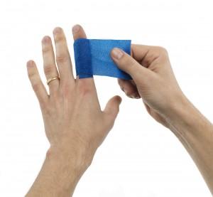 SoftFoam Blue hand_300dpi