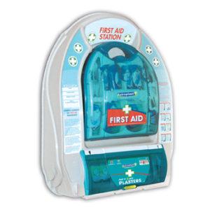 Esmaabijaam+plaastriautomaat