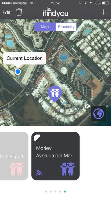 ifindyou app map child