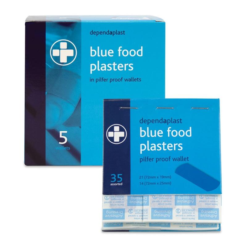 dependaplast-pilfer-proof-blue-plasters